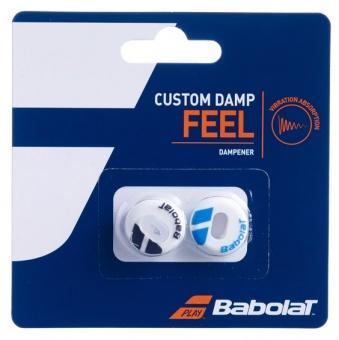 Babolat Custom Damp weiss-blau