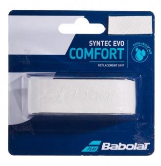 Babolat Syntec Evo Basisgriffband weiss
