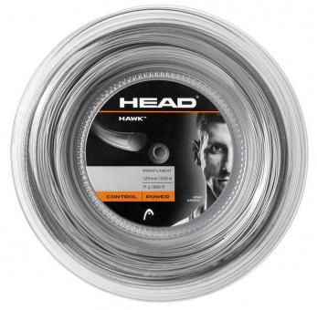 Head Hawk 200m grau Tennissaite