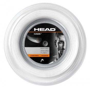 Head Hawk 200m weiss Tennissaite