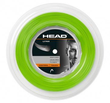 Head Lynx 200m grün Tennissaite