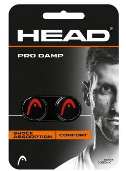 Head Vibrationsdämpfer Pro Damp black