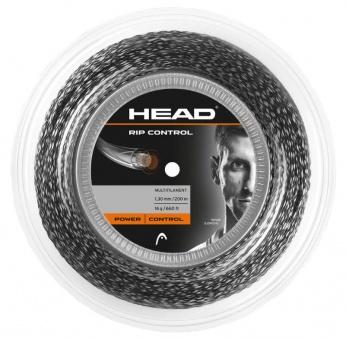 Head Rip Control 200m schwarz Tennissaite
