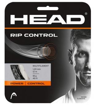 Head Rip Control 12m schwarz Tennissaite