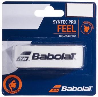 Babolat Syntec Pro Basisgriffband weiss