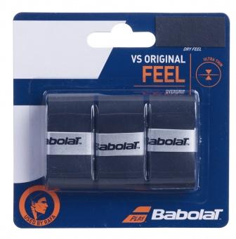 Babolat VS Original 3er schwarz