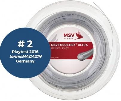 MSV Focus HEX Ultra 200m weiss
